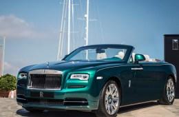 rolls-royce wraith dawn modelle sondermodelle drophead coupé unikate einzelstück