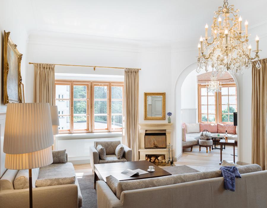 golfurlaub golfferien österreich luxushotel fünfsterne hotel wellness schloss urlaub