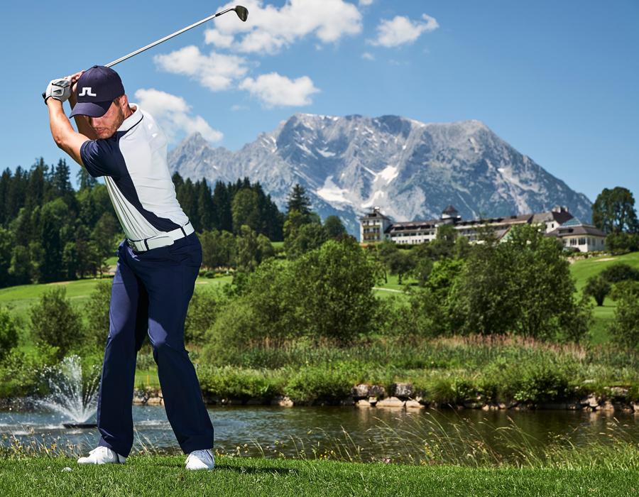 golfurlaub golfferien österreich luxushotel fünfsterne hotel wellness schloss urlaub suiten