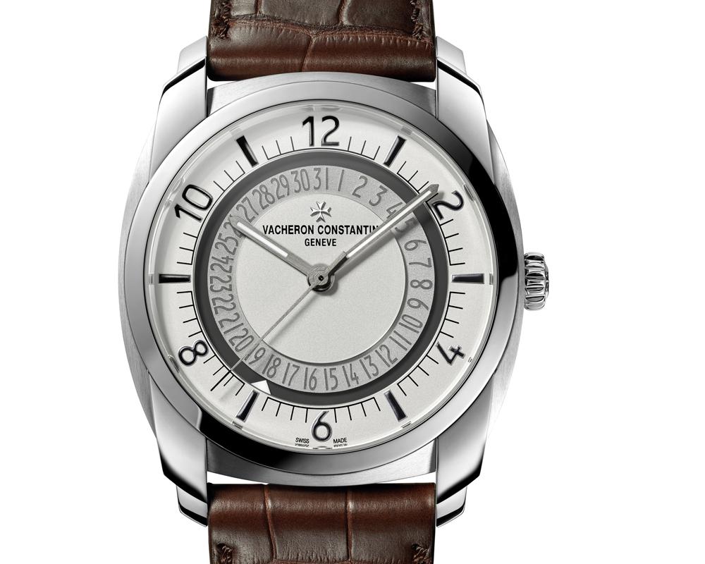 vacheron constantin uhr uhren edelstahl kollektion luxusuhren armbanduhren schweiz