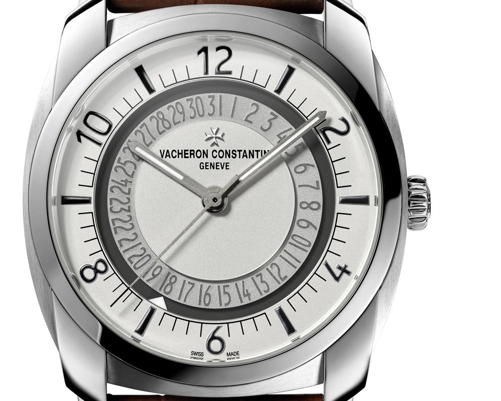 vacheron constantin uhr uhren edelstahl kollektion kollektionen armbanduhren