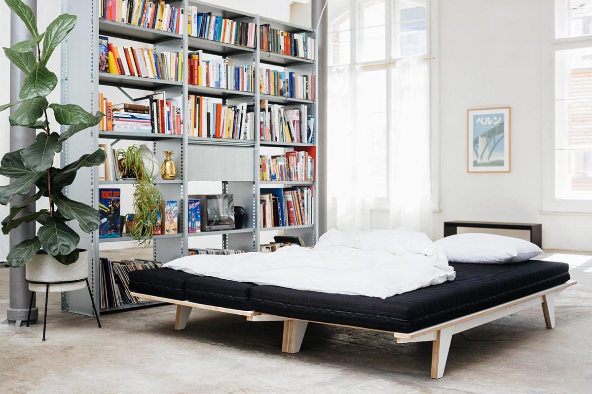 Bett-Sofa SN2 von Seledue (pd)