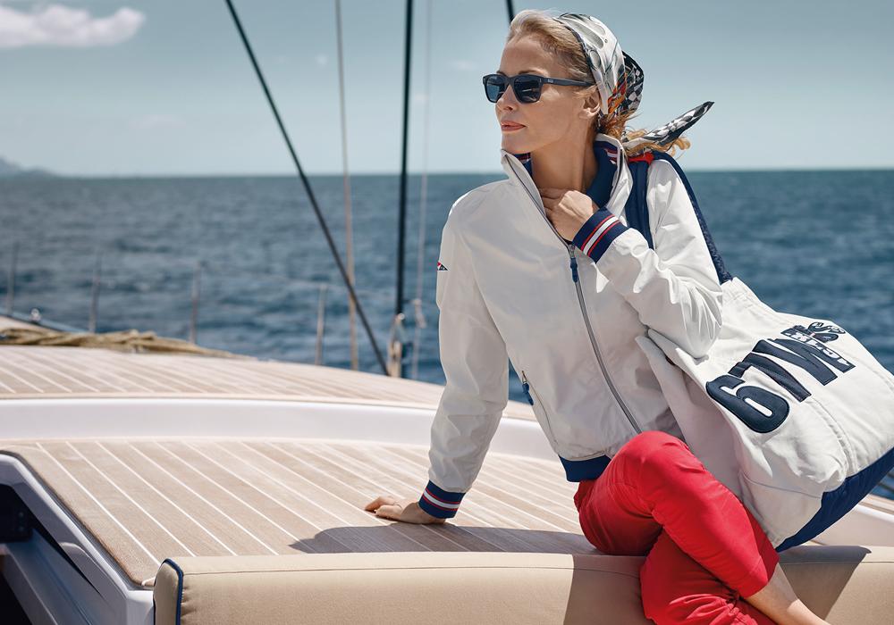 bmw yachtsport accessoires jacke jacken mode kleidung bekleidung herren damen outdoor