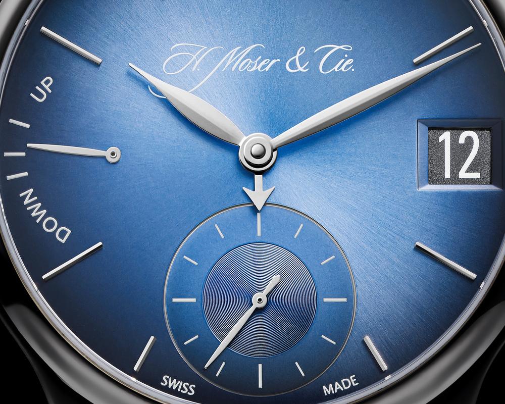 h. moser & cie. uhr uhren uhrenmodelle luxusuhren schweiz schweizer limitiert herrenuhren