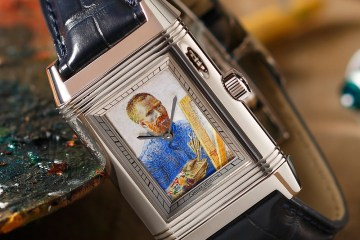 jaeger-lecoultre luxusuhren luxusuhr reverso vincent van gogh schweizer uhrenmanufaktur uhrenmodelle limitierte modelle