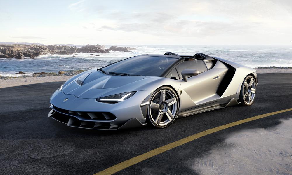 lamborghini centenario roadster limitiert limitierte modelle fahrzeuge preis video kleinserie