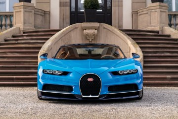 bugatti chiron sportwagen modell modelle supersportwagen topspeed