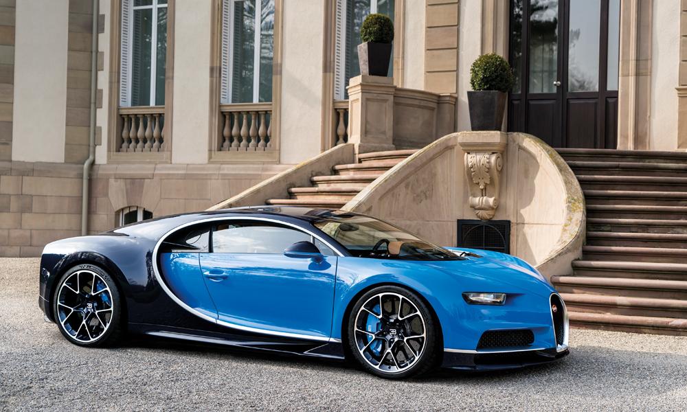 bugatti chiron sportwagen modell modelle supersportwagen