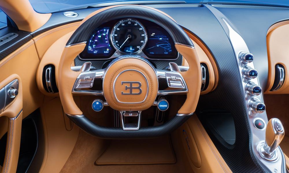 bugatti chiron sportwagen modell modelle supersportwagen interieur