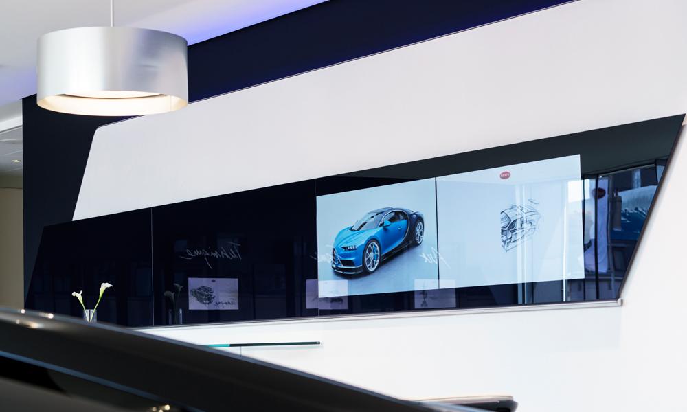 bugatti veyron chiron merchandising möbel designermöbel sportwagen bugatti-home-collection