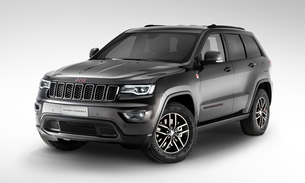 jeep modelle jahrgang 2017 modelljahr modelljahr-2017 4x4 offroad suv geländewagen neuheit neuheiten version modellpalette premium jeep-grand-cherokee-trail-hawk