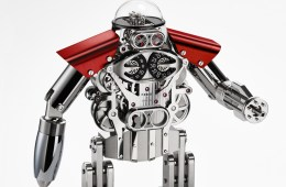 mb&f uhr uhren luxusuhr luxusuhren tischuhr tischuhren armbanduhr armbanduhren roboter spielzeug