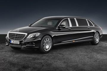 mercedes-benz maybach limousine limousinen panzerlimousine gepanzerte-limousine ausstattung s 600 pullman guard