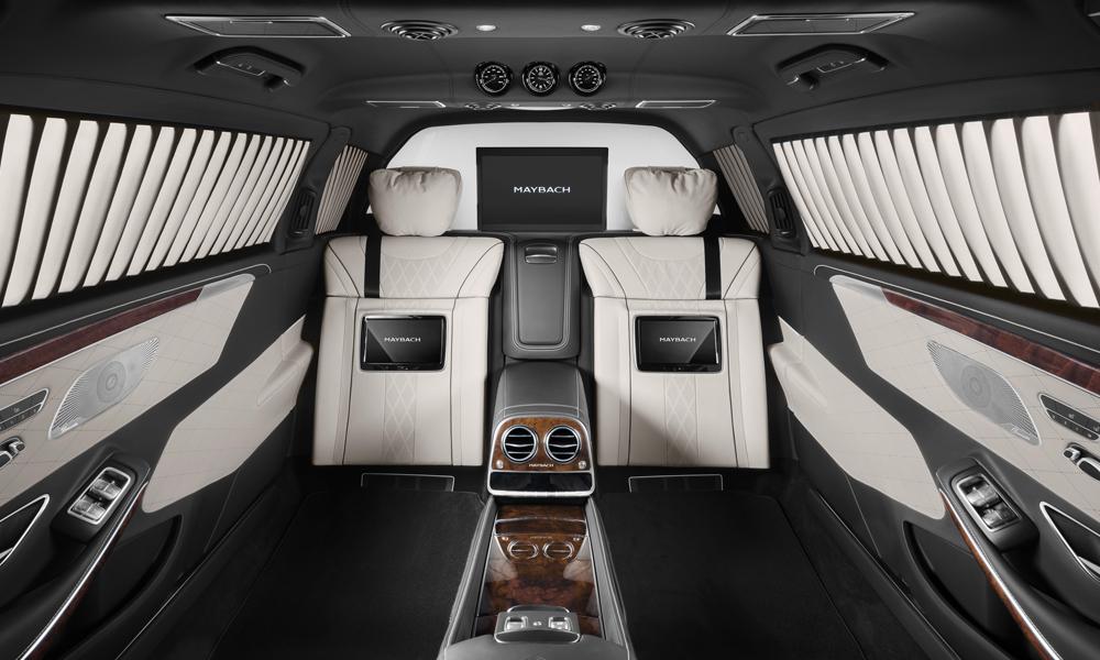 der neue mercedes-maybach s 600 pullman - proudmag