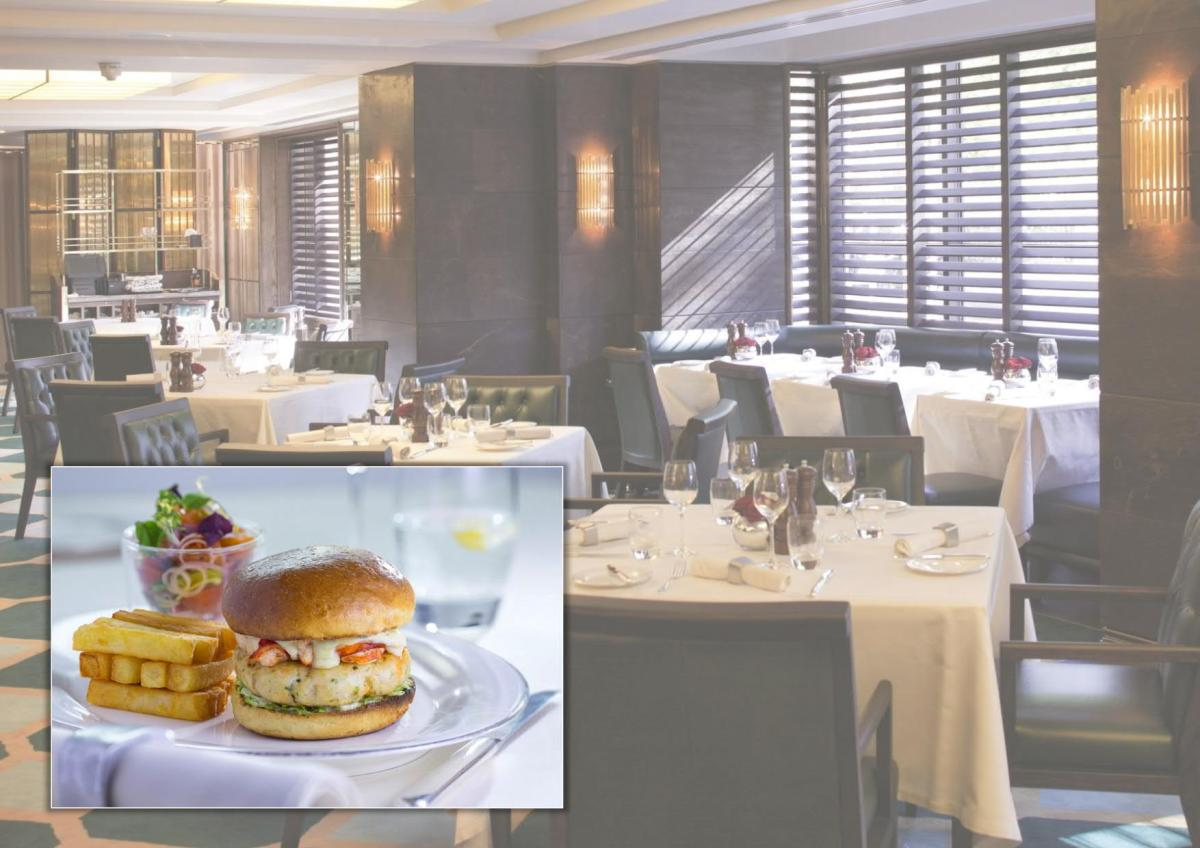 Jumeirah Carlton Tower - Rib Room Restaurant © Jumeirah Group