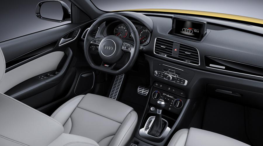 audi q3 audi-q3 suv geländewagen geländefahrzeug sondermodelle premium