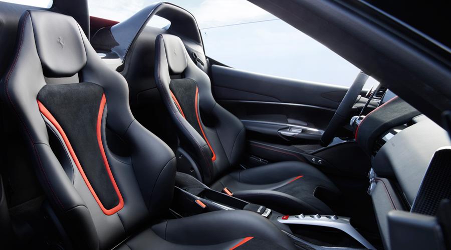 ferrari j50 zweisitzer roadster modell modelle sportwagen cockpit