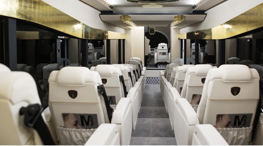 marchi mobile bus busse autobus autobusse wohnmobil wohnmobile luxus oberklasse premium