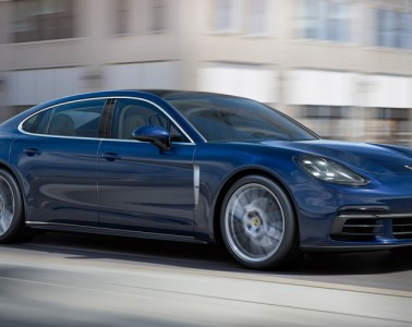 porsche panamera 4 e hybrid executive modelle versionen luxus limousine