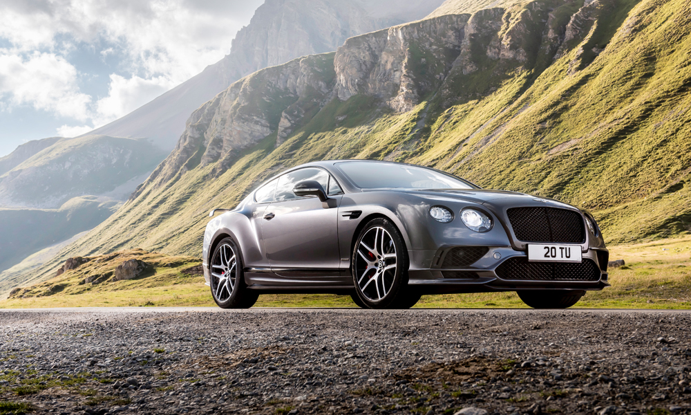 bentley continental supersports cabrio cabriolet convertible modelle mulliner