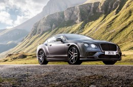 bentley continental supersports convertible gt mulliner