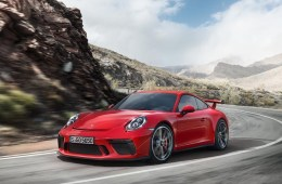 porsche 911 gt3 neuheit neuheiten autosalon genf 2017