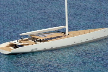 wally yacht yachting new innovation mega-yacht performance