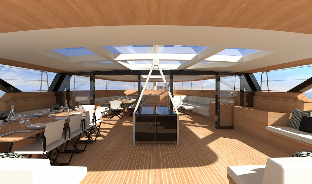 wally yacht yachting new innovation mega-yacht wally-145