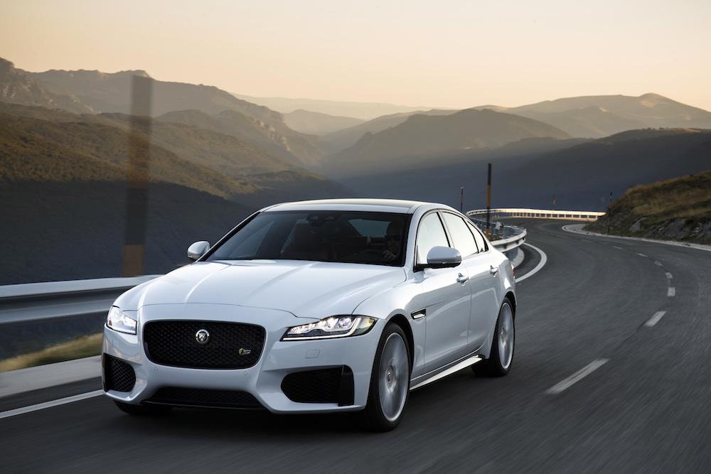 jaguar xf modelle neuheiten schweiz deutschland 2018 neue-modelle leistung