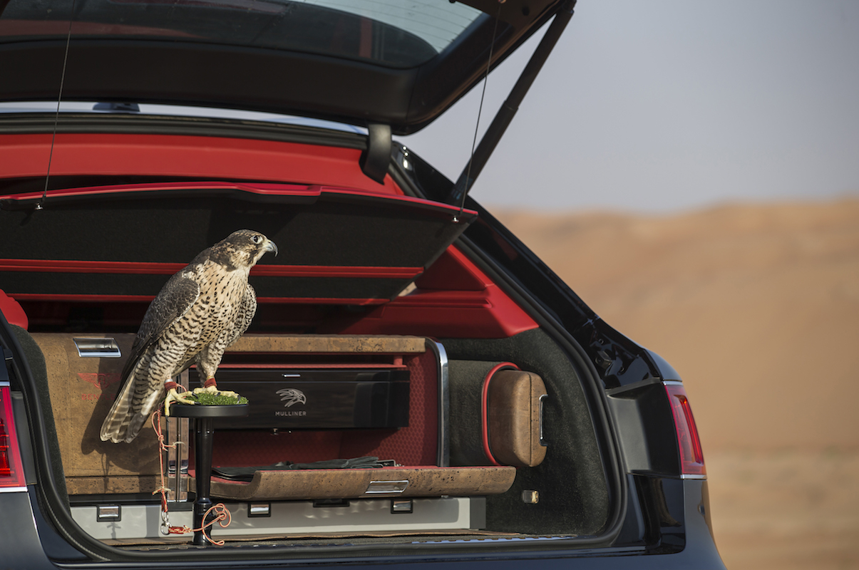 bentley bentayga falconry mulliner modell modelle offroad