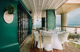 Design, Terrasse, Restaurant