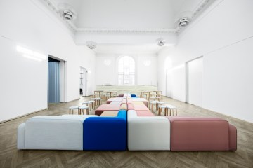 normann copenhagen furnishings furnishing furniture interior design sofas chairs tables