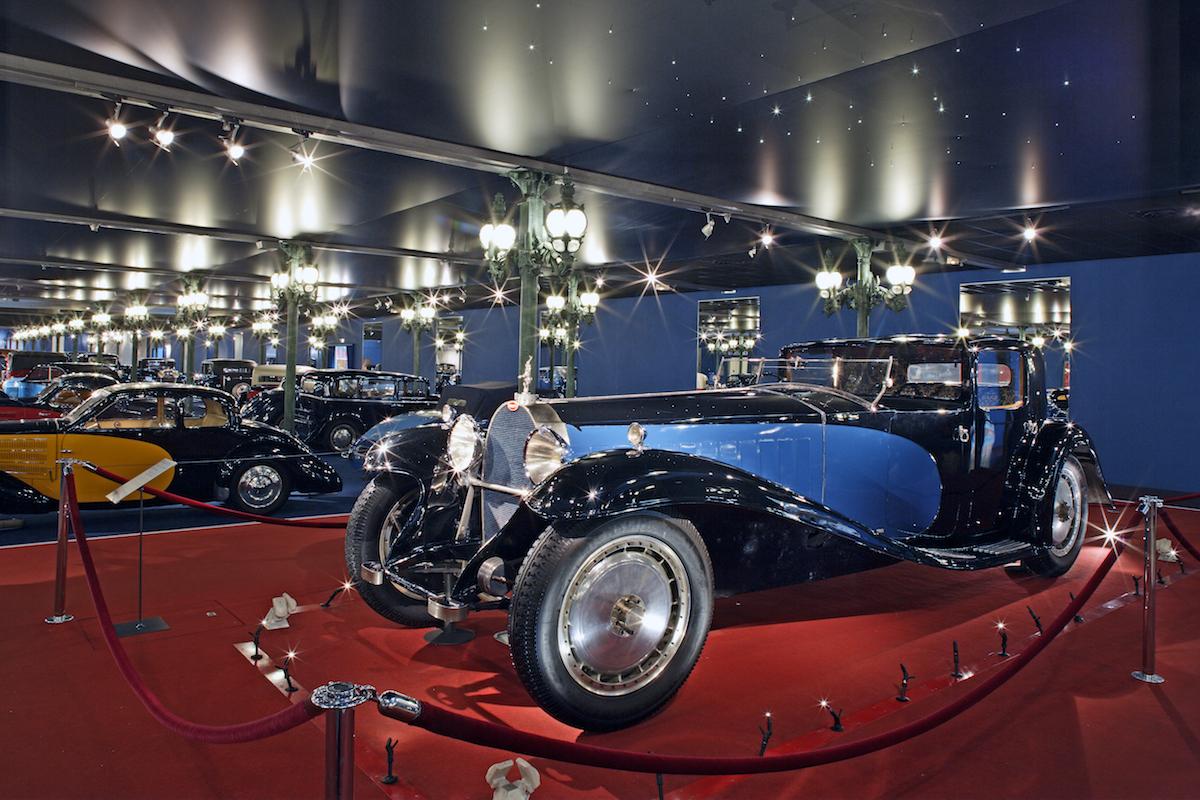 cité de l'automobile museum collection dream-cars sports-cars classic-cars