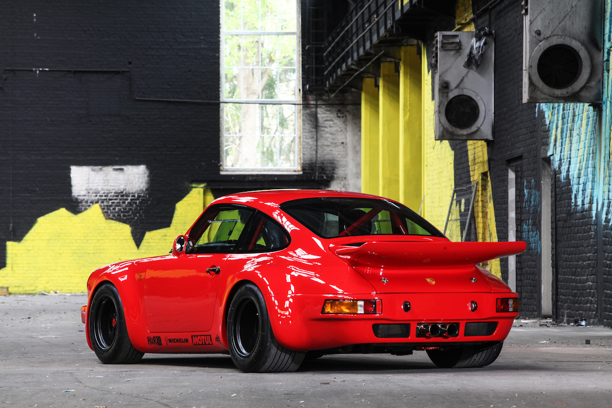 porsche 911 umbau umbauten tuning unternehmen firma carbon