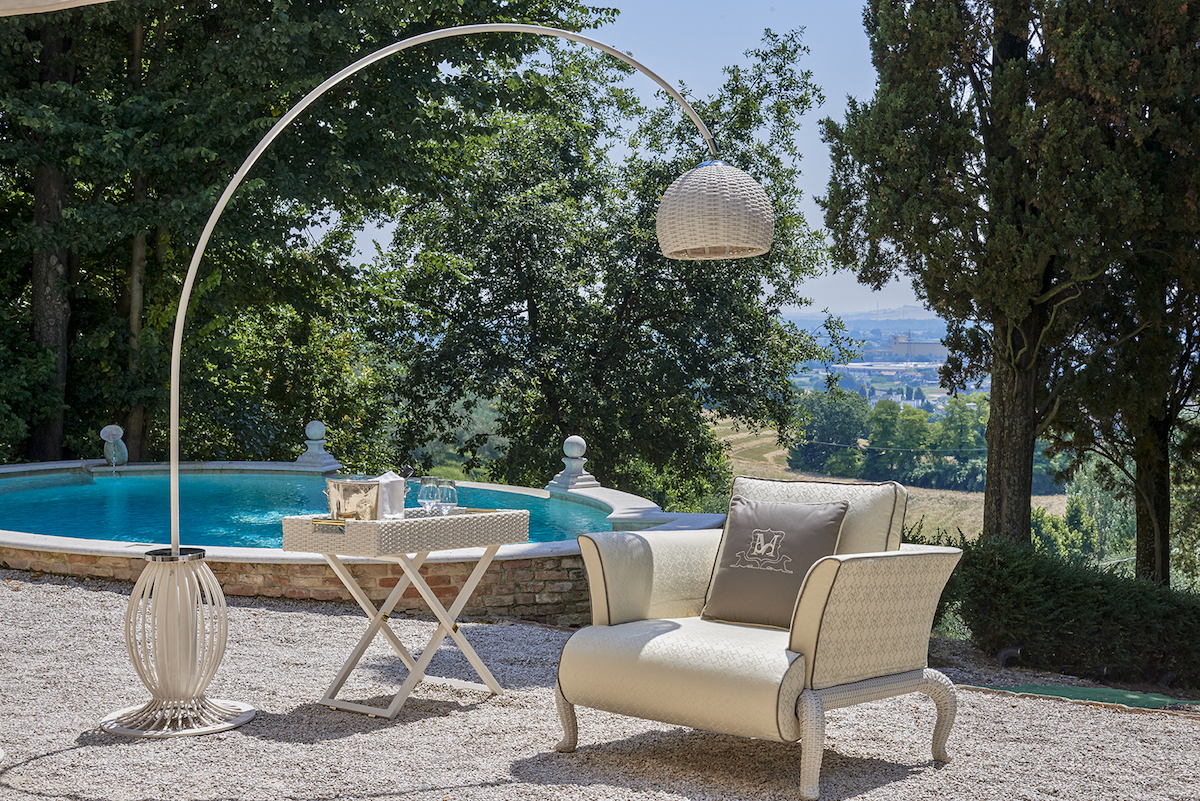 salone del mobile 2017 luxury furniture outdoor living area lounge outdoor