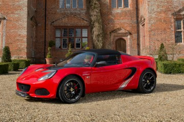 lotus elise sprint new models cars lightweight