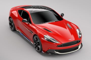 aston martin vanquish s red arrows limited edition cars