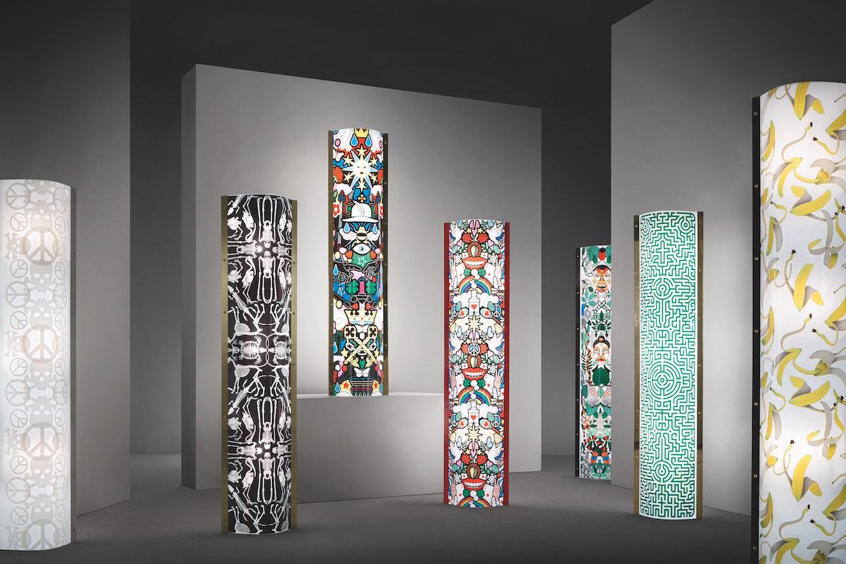 slamp lampen lampe kollektion extravagant dekor inneneinrichtung