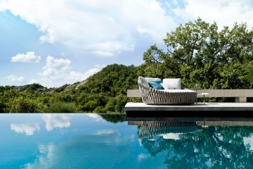 luxury outdoor furniture chairs sofas lounge beds tables armchair