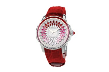ateliers demonaco new timepieces high jewellery brand diamonds women woman feminine gold