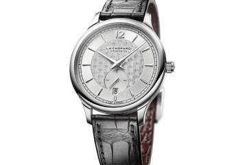 watch watches chopard men gentlemen haute horlogerie ultra-thin white gold company switzerland