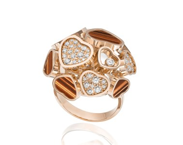chopard schmuck kollektion diamanten ringe ohrringe diamant-ohrringe