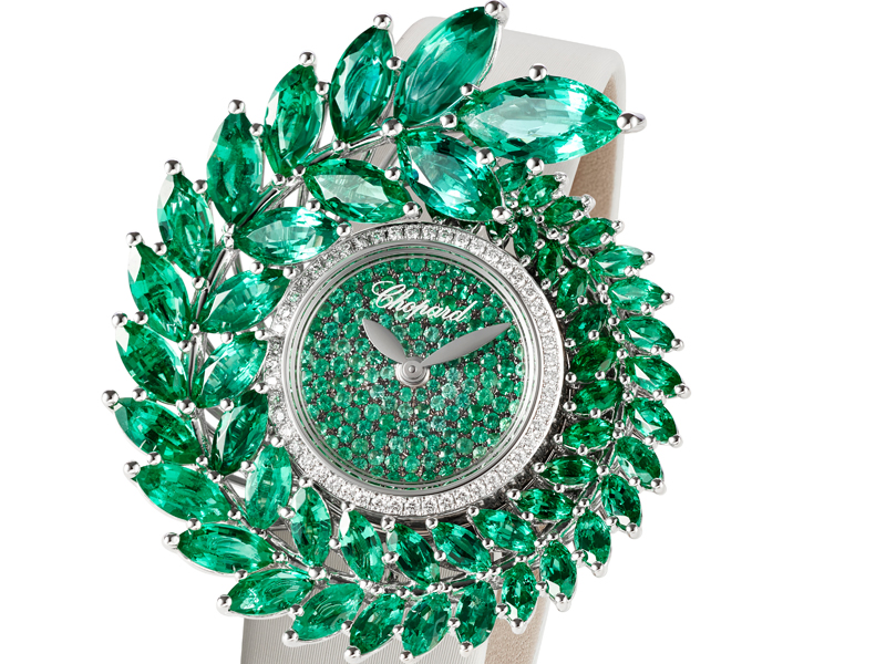chopard watches watch jewellery collection diamonds