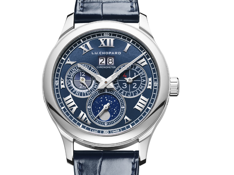 chopard watches models watch men gentlemen collection limited edition