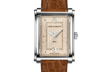 cuervo y sobrinos prominente 135th limited edition watch timepiece