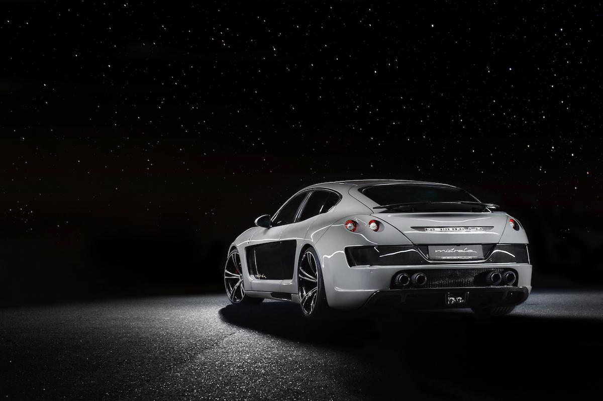 gemballa mistrale porsche panamera modelle carbon leistungssteigerung 911 luxuslimousine turbo