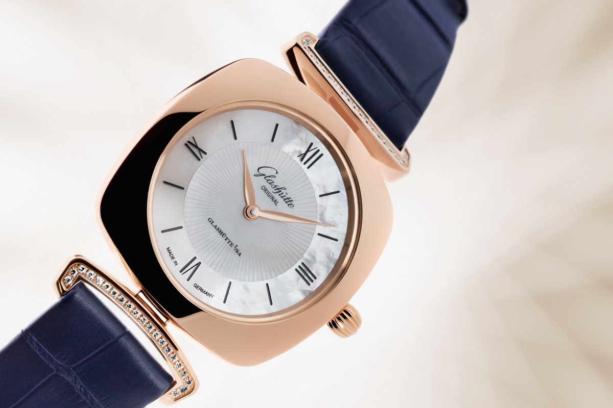 glashütte original german watchmaker new models watches ladies