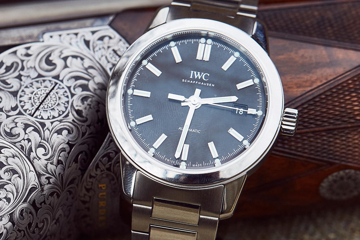 iwc ingenieur watch watches chronograph limited red gold
