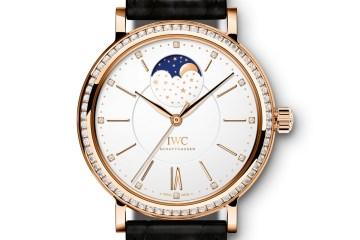 iwc luxusuhren modelle tourbillon automatic rotgold gold armbanduhren