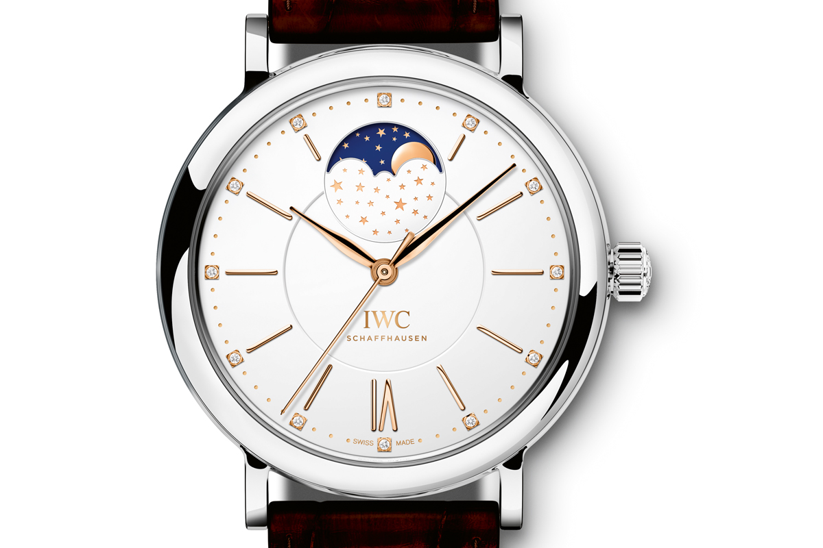 iwc portofino new collection watch watches models red gold stainless steel luxury-watches